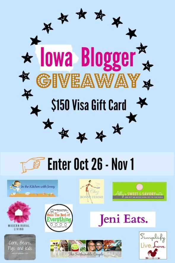 IABloggerGiveaway