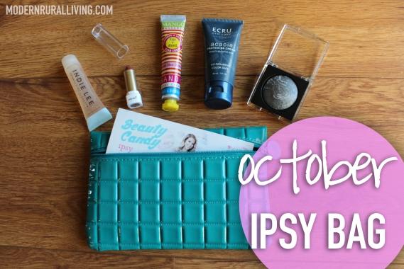 Oct-IpsyBag