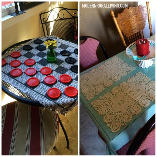 Tables-LadyBug